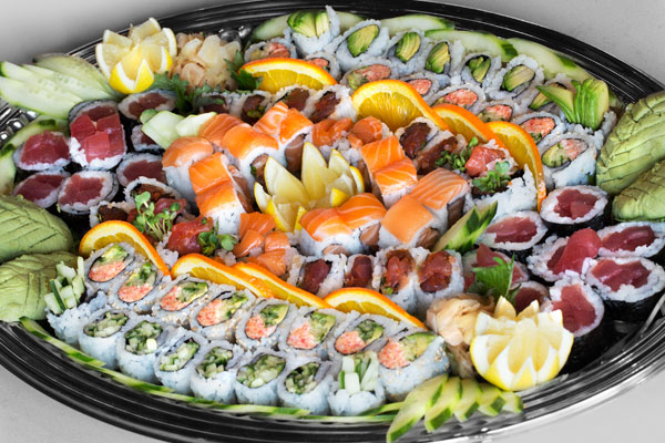 Standard Market Catering 187 Sushi Combo 1