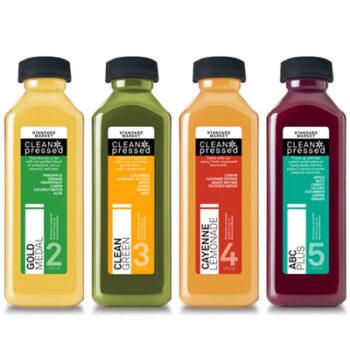 CLEAN&pressed™ Juice