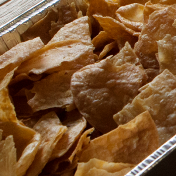 Chips Tray